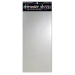 Elizabeth Craft Designs - Shimmer Sheets - Silver Metallic
