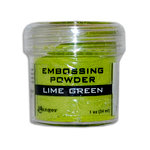 Ranger Ink - Opaque Shiny Embossing Powder - Lime Green