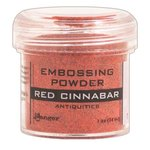Ranger Ink - Antiquities Embossing Powder - Red Cinnabar - Formerly Chinese Red