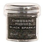 Ranger Ink - Specialty 1 Embossing Powder - Black Sparkle