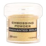 Ranger Ink - Specialty 1 Embossing Powder - Enchanted Gold
