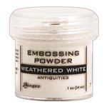Ranger Ink - Specialty 2 Embossing Powder - Weathered White