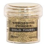 Ranger Ink - Specialty 1 Embossing Powder - Gold Tinsel