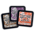 Ranger Ink - Tim Holtz - Distress Ink Pads - Fall - 3 Pack