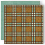 GCD Studios - The Great Outdoors Collection - 12 x 12 Double Sided Paper - Roughin' It