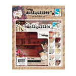 GCD Studios - Donna Salazar - Antiquities Collection - 8 x 8 Mini Book Kit