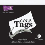 Core'dinations - Core Tags - Small - Textured White