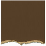 Core'dinations - Tim Holtz - Distress Collection - 12 x 12 Textured Cardstock - Walnut Stain