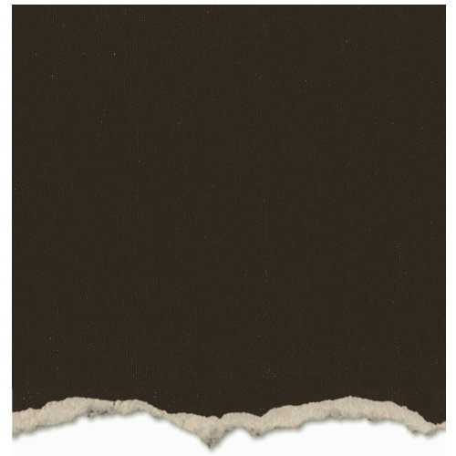 Core'dinations - Tim Holtz - Distress Collection - 12 x 12 Textured Cardstock - Black Soot