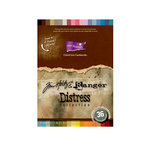 Core'dinations - Tim Holtz - Distress Collection - A4 Textured Color Core Cardstock Pack
