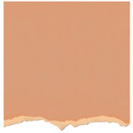 Core'dinations - Tim Holtz - Adirondack Collection - 12 x 12 Textured Cardstock - Peach Bellini
