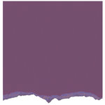 Core'dinations - Tim Holtz - Distress Collection - 12 x 12 Textured Cardstock - Purple Twilight