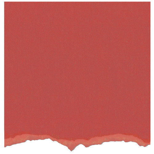 Core'dinations - Tim Holtz - Adirondack Collection - 12 x 12 Textured Cardstock - Red Pepper