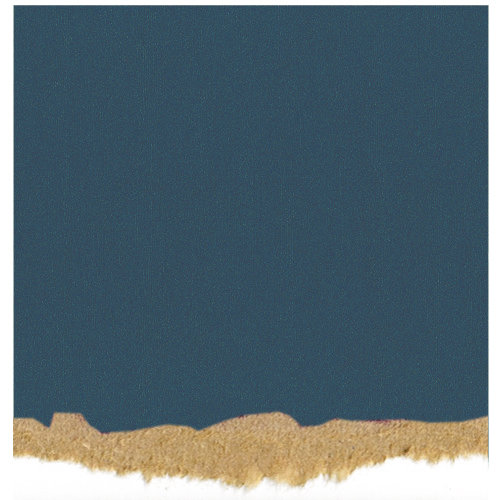 Core'dinations - Tim Holtz - Nostalgic Collection - 12 x 12 Textured Kraft Core Cardstock - Deep Blue