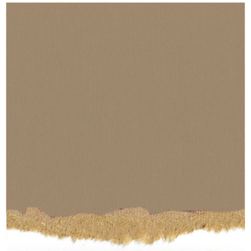 Core'dinations - Tim Holtz - Nostalgic Collection - 12 x 12 Textured Kraft Core Cardstock - Warm Gray