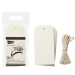 Core'dinations - Core Tags - Medium - Ivory