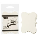 Core'dinations - Core Tags - Fashion - Large - Ivory
