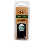 Ken Oliver - Click It Ink Pad - Kelly Green