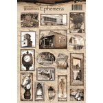 Ken Oliver - Hometown Collection - Ephemera Cut Apart Sheet