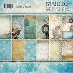 Ken Oliver - Studio Collection - 6 x 6 Paper Pack