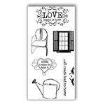 Ken Oliver - Hometown Cottage Collection - Clear Acrylic Stamps - Set 2