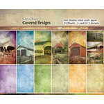 Ken Oliver - Covered Bridges Collection - 6 x 6 Paper Pack