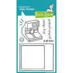 Lawn Fawn - Clear Acrylic Stamps - Say Cheese
