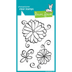 Lawn Fawn - Clear Acrylic Stamps - Judy's Blooms