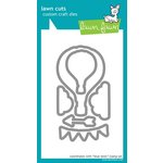 Lawn Fawn - Lawn Cuts - Die Cutting Template - Blue Skies
