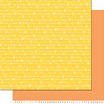 Lawn Fawn - Hello Sunshine Collection - 12 x 12 Double Sided Paper - Sonny