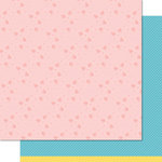 Lawn Fawn - Hello Sunshine Collection - 12 x 12 Double Sided Paper - Mae
