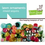 Lawn Fawn - Lets Polka Collection - Mixed Sequins