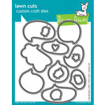 Lawn Fawn - Lawn Cuts - Dies - Chit Chat