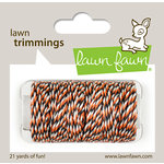 Lawn Fawn - Lawn Trimmings - Hemp Cord - Spooky