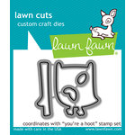 Lawn Fawn - Lawn Cuts - Dies - You're A Hoot