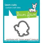 Lawn Fawn - Lawn Cuts - Dies - Winter Penguin