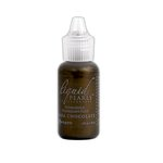 Ranger Ink - Liquid Pearls - Dimensional Paint - Dark Chocolate