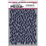 Ranger Ink - Dina Wakley Media - Stencils - Leafy