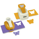 McGill - Paper Punch - Silhouettes and Shadow - Butterfly Set