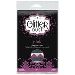Therm O Web - Glitter Dust - Photo Corners - Pink - 84 Corners