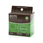 Therm O Web - Zots - Clear Adhesive Dots - Medium - 300 Dots