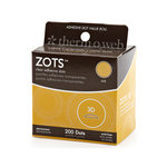 Therm O Web - Zots - Clear Adhesive Dots - 3D - 200 Dots