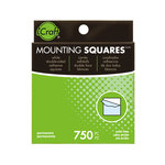 Therm O Web - Mounting Squares - White 750 Squares