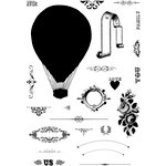 Marion Smith Designs - Clear Acrylic Stamps - Flying High
