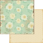 Marion Smith Designs - Nirvana Collection - 12 x 12 Double Sided Paper - Bliss