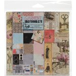 Marion Smith Designs - Garment District Collection - 6 x 6 Paper Pack