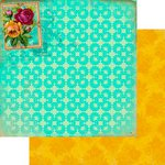 Marion Smith Designs - Motley Collection - 12 x 12 Double Sided Paper - Darling