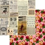 Marion Smith Designs - Motley Collection - 12 x 12 Double Sided Paper - Anthology