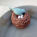 Marion Smith Designs - Junque and Gems Collection - Birds Nest