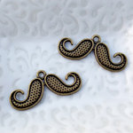 Marion Smith Designs - Junque and Gems Collection - Mustaches